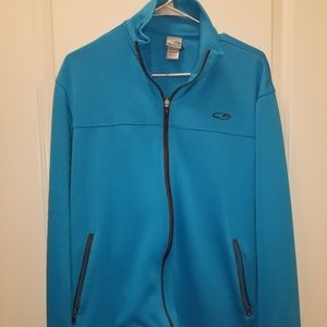 Men's Champion Large Jacketin Blue